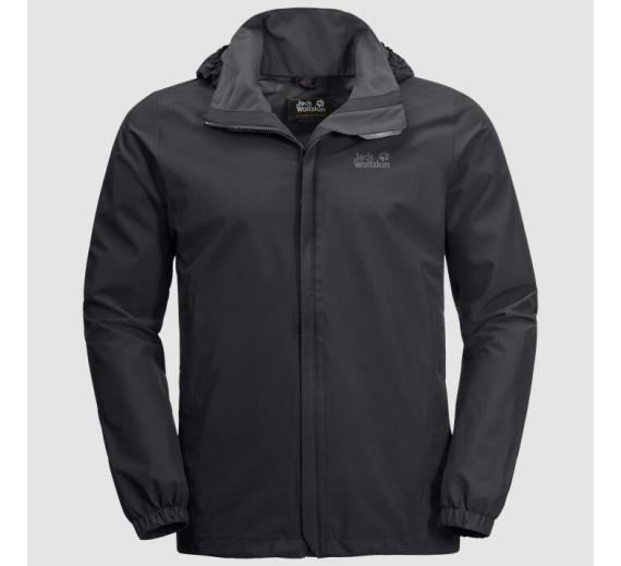Jack Wolfskin Stormy Point Jacket M, black