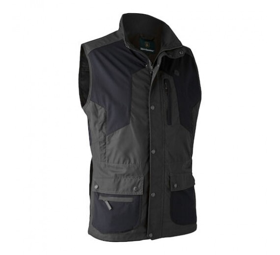 DEERHUNTER STRIKE VEST BLACK INK