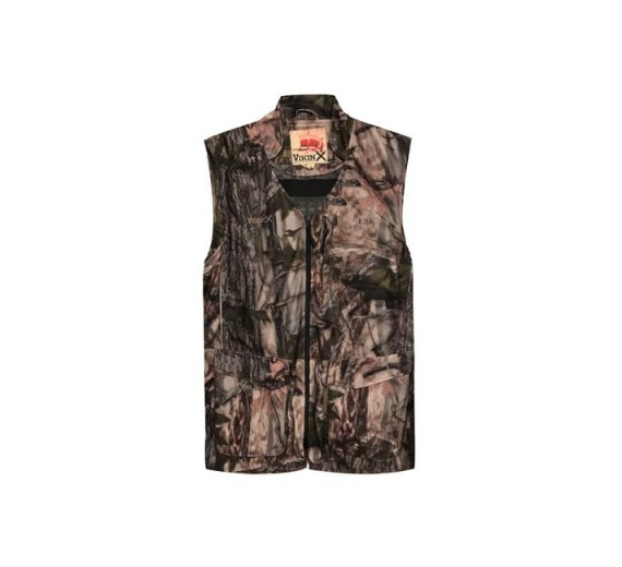 VikinX SVEND-19 VEST orange camu