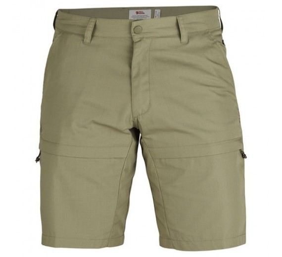 FJÄLLRÄVEN TRAVELLERS SHORTS M SAVANNA