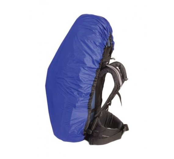 SEA 2 SUMMIT ULTRA-SIL PACK COVER S 30-50L BLUE