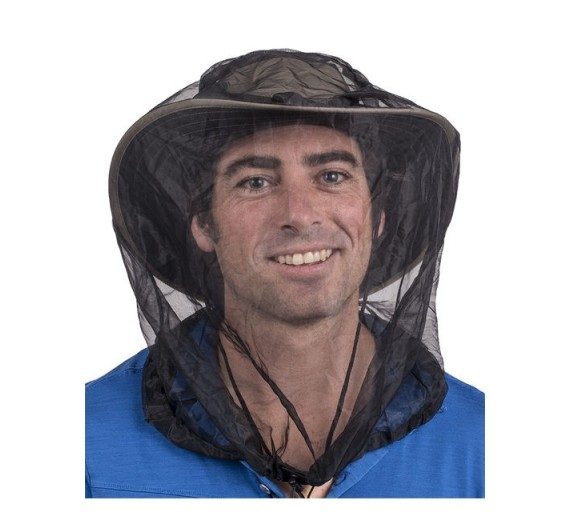 SEA TO SUMMIT ULTRA-FINE MESH HEADNET BLACK