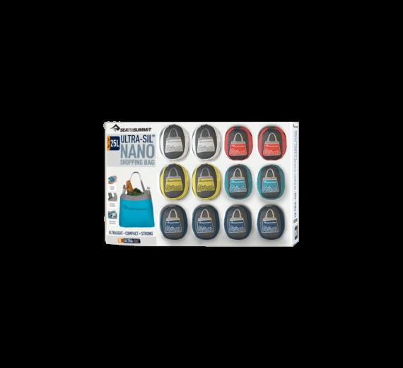Ultra-Sil Nano Shopping Bag Display Refill Dark Blue