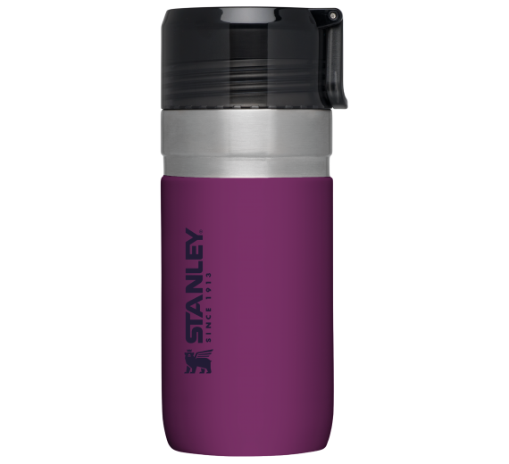 STANLEY VACUUM INSULATED WATER BOTTLE ,47 BERRY PURPLE