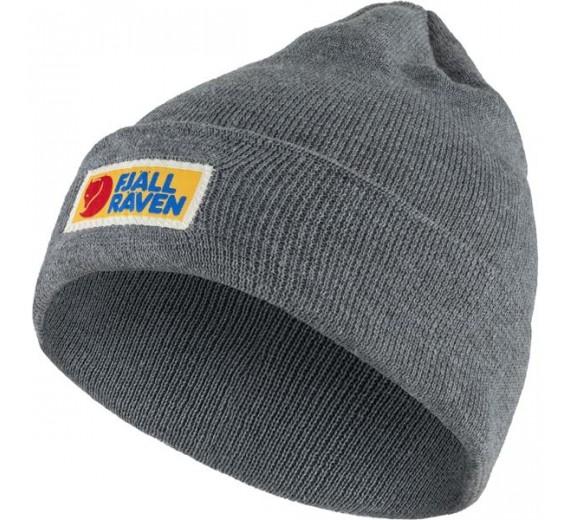 Fjällräven Vardag classic Beanie Grey