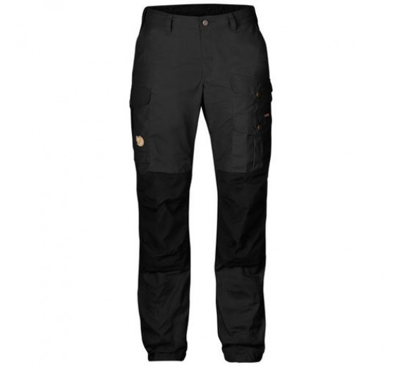 FJÄLLRÄVEN VIDDA PRO TROUSERS W REGULAR DARK GREY
