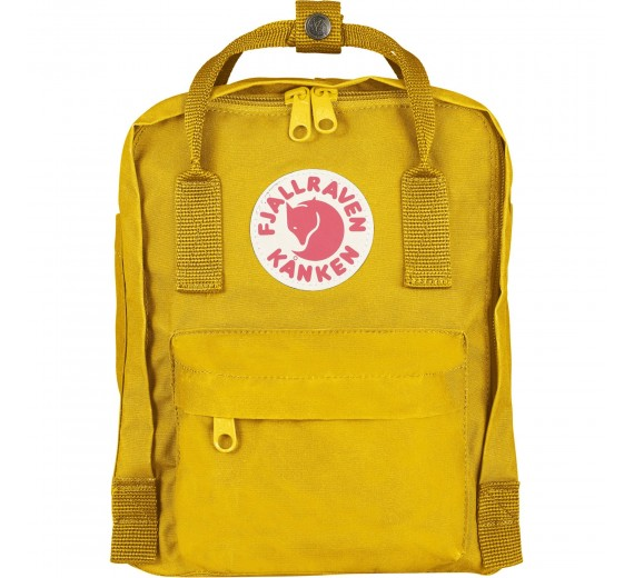 Fjällräven Kånken Mini, warm yellow
