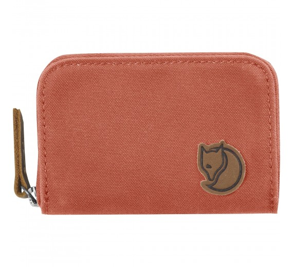 FJÄLLRÄVEN ZIP CARD HOLDER DAHLIA
