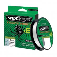 SpiderwireSmoothX8pspole150meter009mmHvid-20