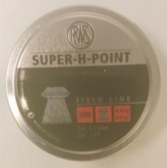 RWSSuperHPointHulspids45mm050g500Stk-20