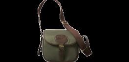 Seeland Cartridge Bag Canvas 125 bullits, greenbrown-20