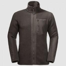 Jack Wolfskin Kingsway Jacket, M, brownstone-20