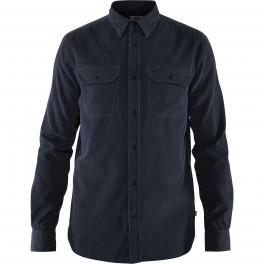 Fjällräven Övik Cord Shirt M Dark Navy-20