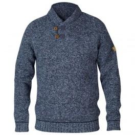 Fjällräven Lada Sweater men Dark navy-20