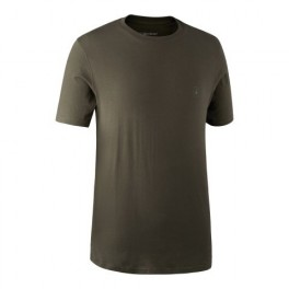 DeerhunterTshirt2pakMgreenbrownXL-20