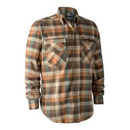 Deerhunter James Skjorte, brun tern-20