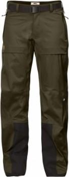 Fjällräven Keb Eco-Shell Trousers W, dark olive-20