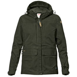 Fjällräven Lappland Hybrid Jacket W, deep forest-20