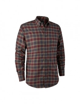 Deerhunter CALVIN SKJORTE M.STRETCH RED CHECKED-20