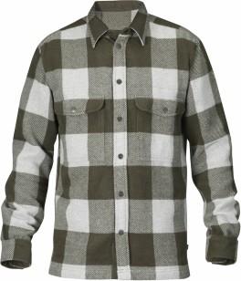 Fjällräven Canada Shirt M, deep forest-20