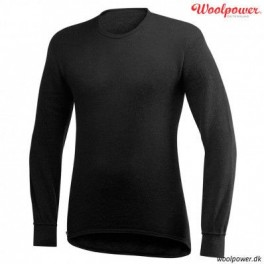 WOOLPOWER CREWNECK 200-20