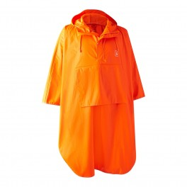 Deerhunter Hurricane Regn Poncho Orange-20
