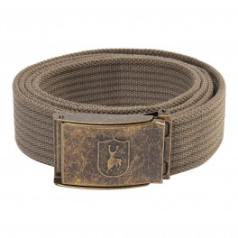 Deerhunter CANVAS BELT m/stretch 130cm, driftwood-20