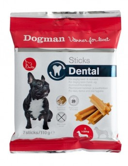 Dogman DENTAL STICKS S-20