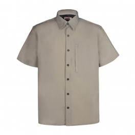 VIKINX ELIAS SS SHIRT WOOD BROWN-20