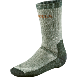 Härkila EXPEDITION SOCK grey/green-20