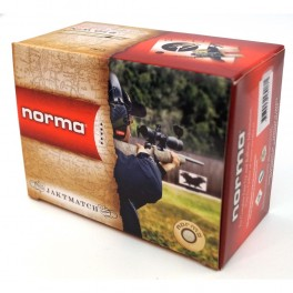 NORMA JAKTMATCH 6,5X55 6,5G/100GR FMJ-20