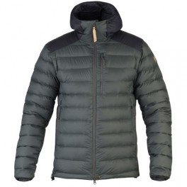 FJÄLLRÄVEN TOURING DOWN JACKET STONE/GREY BLACK-20
