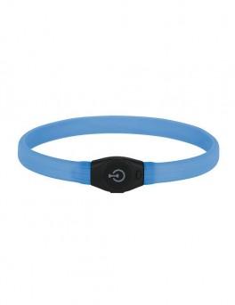 Kerbl MAXI SAFE LED halsbånd blå-20