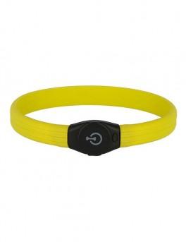Kerbl MAXI SAFE LED Halsbånd Grøn-20