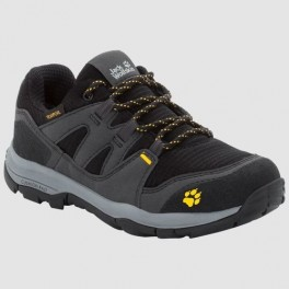 JACK WOLFSKIN MTN ATTACK 3 TEXAPORE LO YELLOW-20