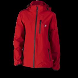 Wolf Camper Rainforest rainjacket red, size medium-20