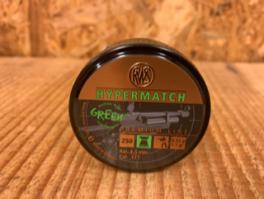 RWS Hypermatch (Blyfri) 4,5mm 0,33g 250 stk-20
