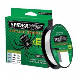 SpiderwireSmoothX8pspole150meter013mmHvid-20