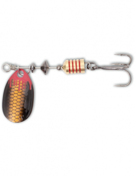 Magic Trout 3,6G 2,5CM COPPER/BLACK BLOODY SPINNER-20