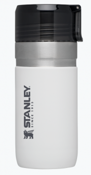 STANLEY VACUUM INSULATED WATER BOTTLE .47L POLAR WHITE-20