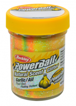 Berkley POWERBAIT Natrual Scent Garlic Rainbow-20