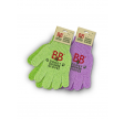 B&B DOGGY SHOWER GLOVES GRØN