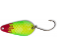 3,5 G Yellow/green Magic Trout Bloody Spoon