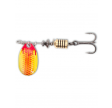 Magic Trout 3,6G 2,5CM RED/YELLOW BLOODY SPINNER