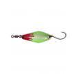 Magic Trout 2,5G 3CM SILVER/GREEN BLOODY ZOOM SPOON