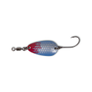Magic Trout 2G 2,5CM SILVER/BLUE BLOODY LOONY SPOON