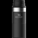 STANLEY CLASSIC ONE HAND VACUUM MUG 0,35L BLACK